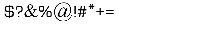 Kikar Dizengof Light Font OTHER CHARS