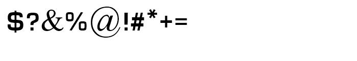 Kikar Dizengof Medium Font OTHER CHARS