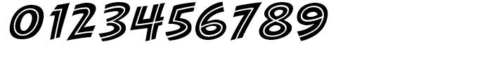 KillJoy Inline Italic Font OTHER CHARS