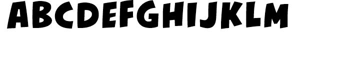 KillJoy Regular Font UPPERCASE