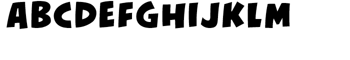 KillJoy Regular Font LOWERCASE