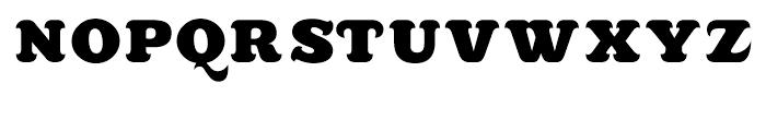 Killernuts Regular Font LOWERCASE