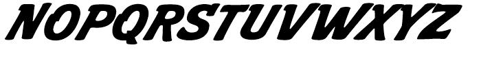 Kilo Regular Font UPPERCASE