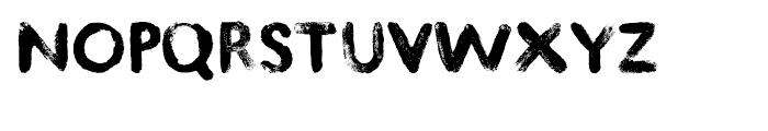 Kind Type Regular Font UPPERCASE