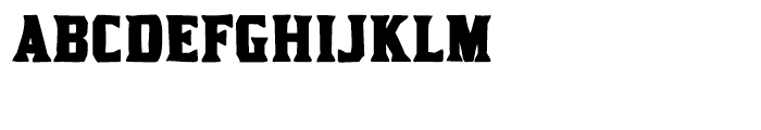 Kirsty Ink Font LOWERCASE