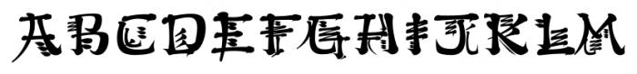 Kingthings Conundrum Pro Regular Font LOWERCASE