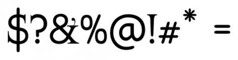 Kingthings Serifique Pro Regular Font OTHER CHARS