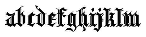 Kingthings Spikeless Pro Regular Font LOWERCASE