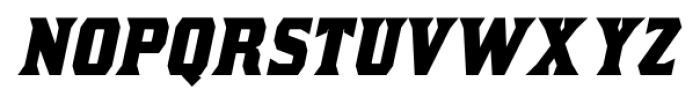 Kirsty Bold Italic Font LOWERCASE