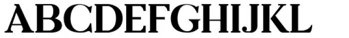 Kiano Regular Font UPPERCASE