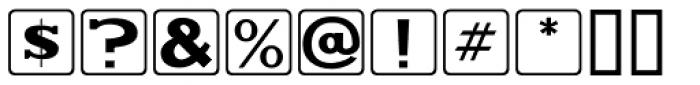 Kiddie Blokz JNL Font OTHER CHARS