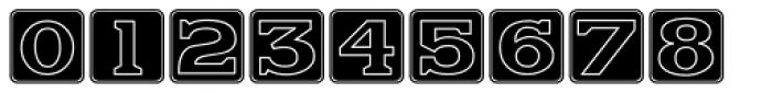 Kiddie Blokz Solid JNL Font OTHER CHARS