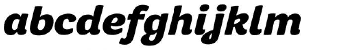 Kiddy Kitty Bold Italic Font LOWERCASE