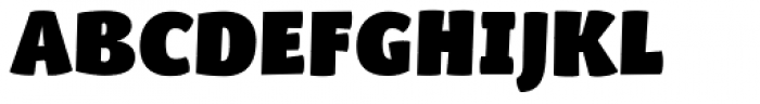 Kiddy Kitty Fat Font UPPERCASE