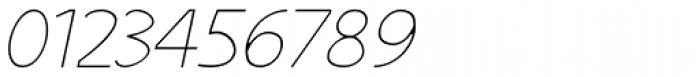 Kiddy Sans Light Italic Font OTHER CHARS