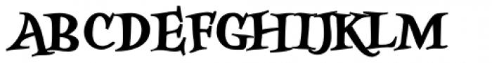 Kidela Bold Font UPPERCASE