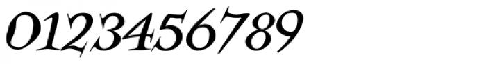 Kidela Italic Font OTHER CHARS