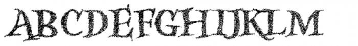 Kidela Sketch Bold Font UPPERCASE