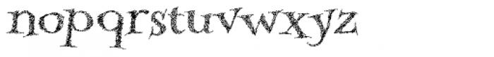 Kidela Sketch Font LOWERCASE