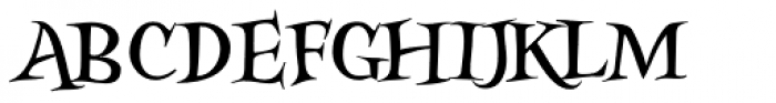 Kidela Font UPPERCASE