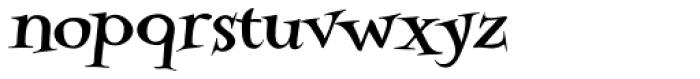 Kidela Font LOWERCASE