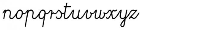 Kidorama Font LOWERCASE