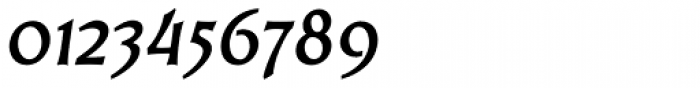 Kiev Bold Oblique SC Font OTHER CHARS