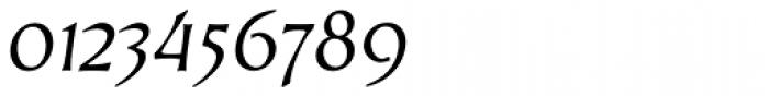 Kiev Oblique SC Font OTHER CHARS