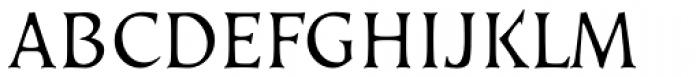 Kiev Regular Font UPPERCASE