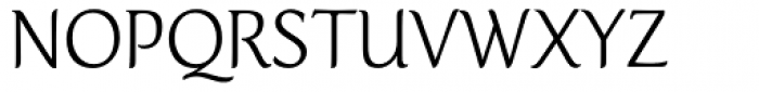 Kigara A Font UPPERCASE