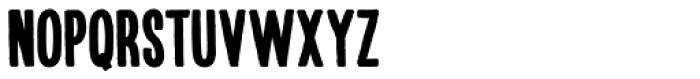Kikster Black Font LOWERCASE