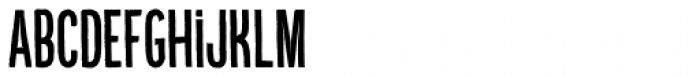 Kikster Bold Font LOWERCASE