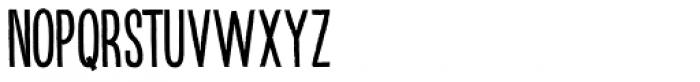 Kikster Font UPPERCASE