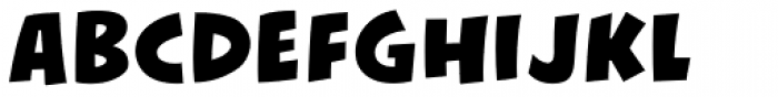 KillJoy Regular Font LOWERCASE