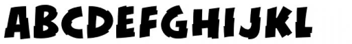 KillSwitch Regular Font LOWERCASE