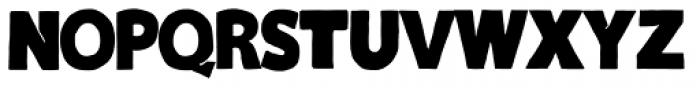 Killer Elephant Font LOWERCASE
