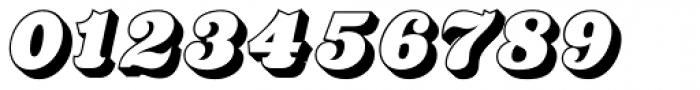 Killernuts 3D Font OTHER CHARS