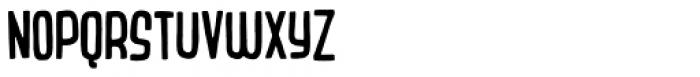 Killing Time Regular Font LOWERCASE