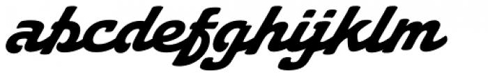 Kilo Font LOWERCASE