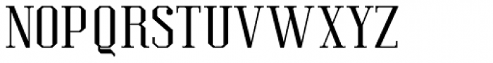 Kimbo Capitals Font UPPERCASE