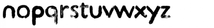Kind Type Font LOWERCASE