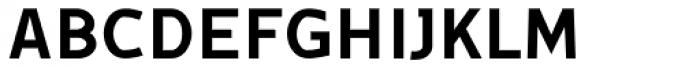 Kindah Bold Font UPPERCASE
