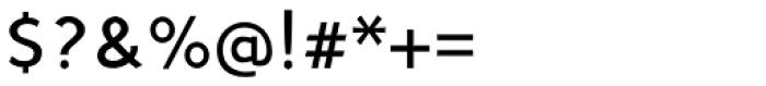 Kindah Regular Font OTHER CHARS