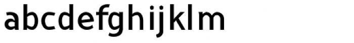 Kindah Regular Font LOWERCASE