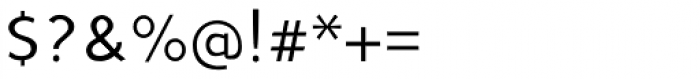 Kindah Thin Font OTHER CHARS
