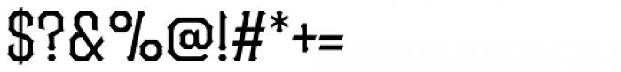 Kiner Light Font OTHER CHARS
