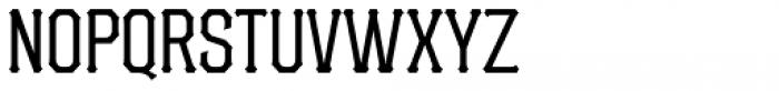 Kiner Light Font UPPERCASE