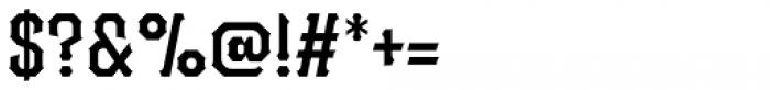 Kiner Regular Font OTHER CHARS