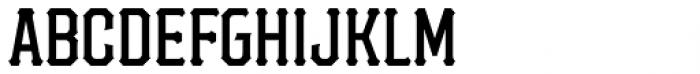 Kiner Regular Font UPPERCASE