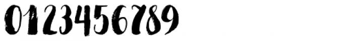 Kinfolk Pro Rough Font OTHER CHARS